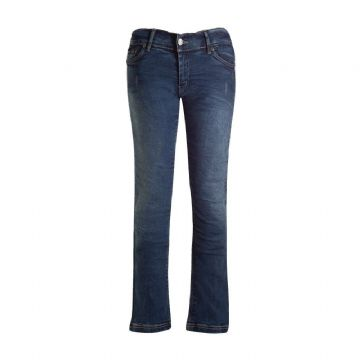 Bull-it Ladies Womens SR6 Vintage 17 Stright Motorcycle Covec Jeans Long SALE